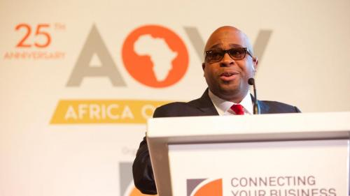 Africa Oil Week 2018 - Minister Opens Round - November 2018