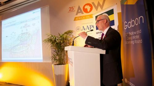 Africa Oil Week 2018 - License Round Workshop - November 2018